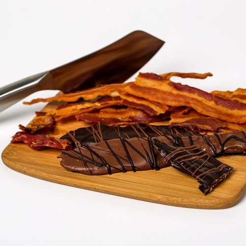 Chocolate Covered Bacon 10 Pack