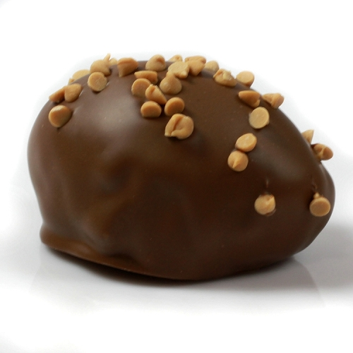 8oz Chocolate Covered Peanut Butter Egg