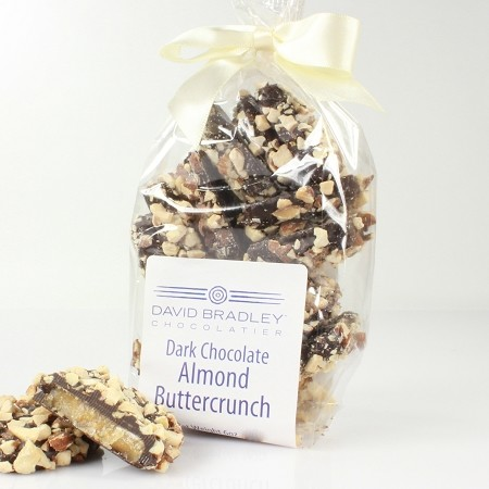 Roasted Almond Buttercrunch