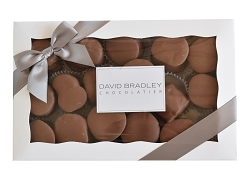 One Pound Box of Chocolate Covered Marshmallows