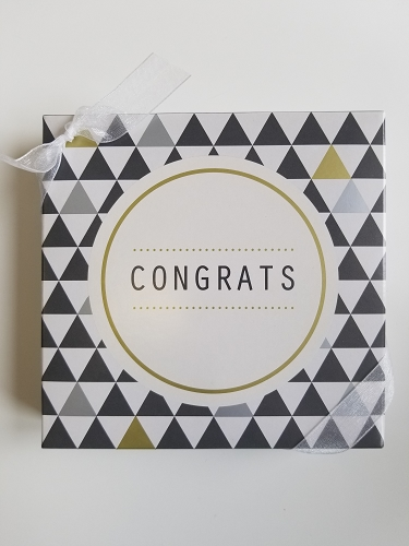 Congrats 9 Piece Assortment Box