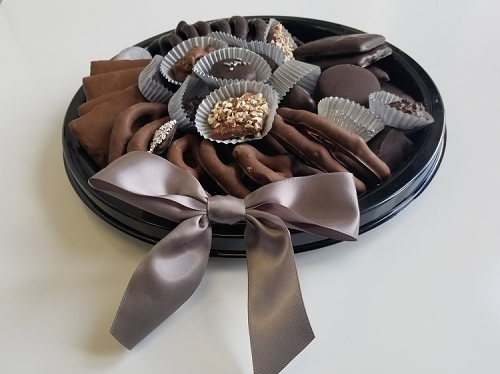 Two Pound Chocolate Tray