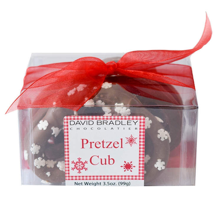 Holiday Pretzel Cub Box