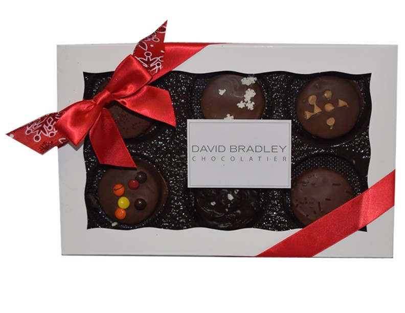 6 piece Holiday Oreoh Box