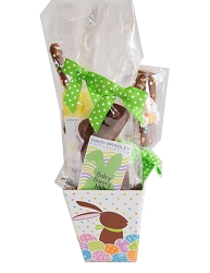 Brown Bunny Easter Box