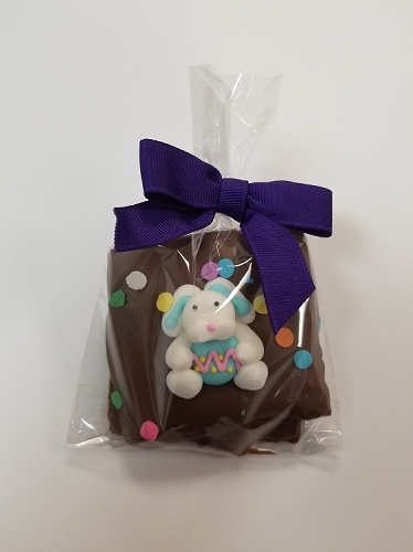 2 Piece Easter Chocolate Graham Crackers 1.5oz.