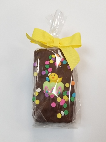 Easter Rice Crispy Treat With Decoration 3.75oz.