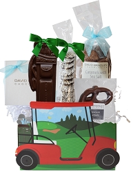 Golf Cart Gift Box