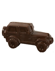 Jeep (Solid Chocolate)
