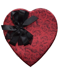 Large Red Rose Heart 16oz.