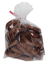 SECONDS: Milk Chocolate Covered Pretzels