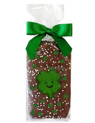 Shamrock Rice Crispy Treat