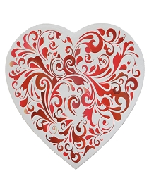 Swirl Heart Assortment 16oz