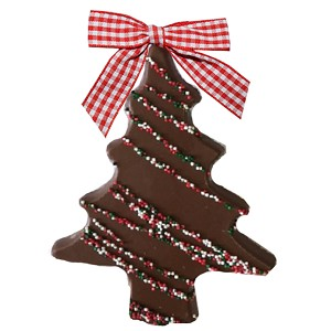 Milk Chocolate Christmas Tree