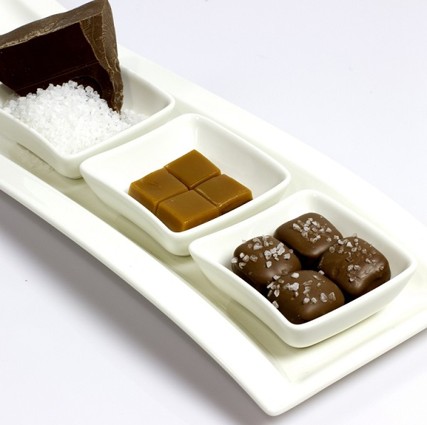 Caramels With Sea Salt