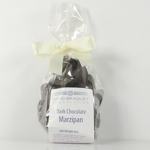 Dark Chocolate Covered Marzipan