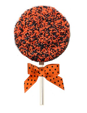 Giant Milk Chocolate Halloween Pop